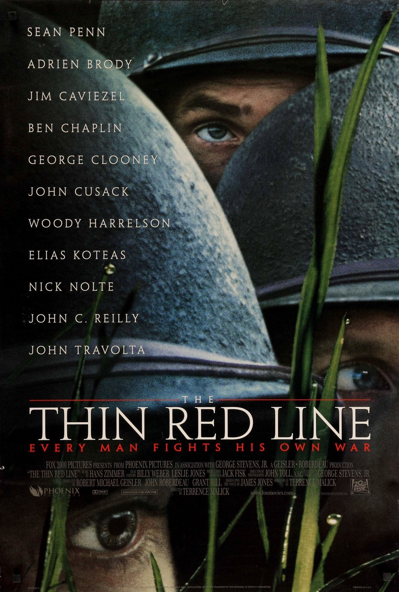 Photo of The Thin Red Line