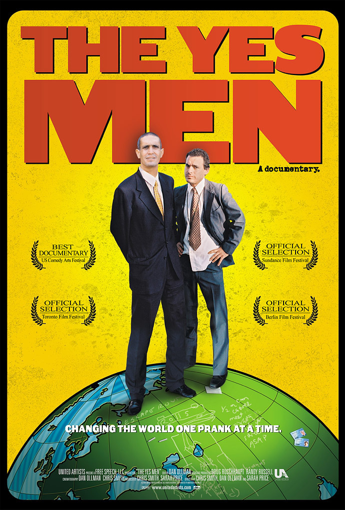 Photo of The Yes Men