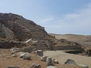 Pyramide à Aspero