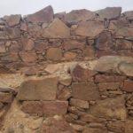 Cerro Mongon sommet structures 03