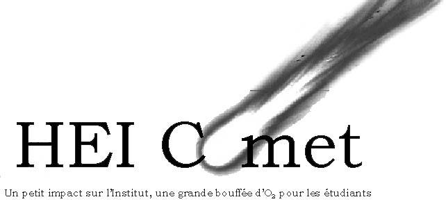 HEI Comet
