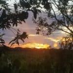 Guaviare coucher de soleil