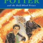 Couverture Harry Potter and the Half-Blood Prince