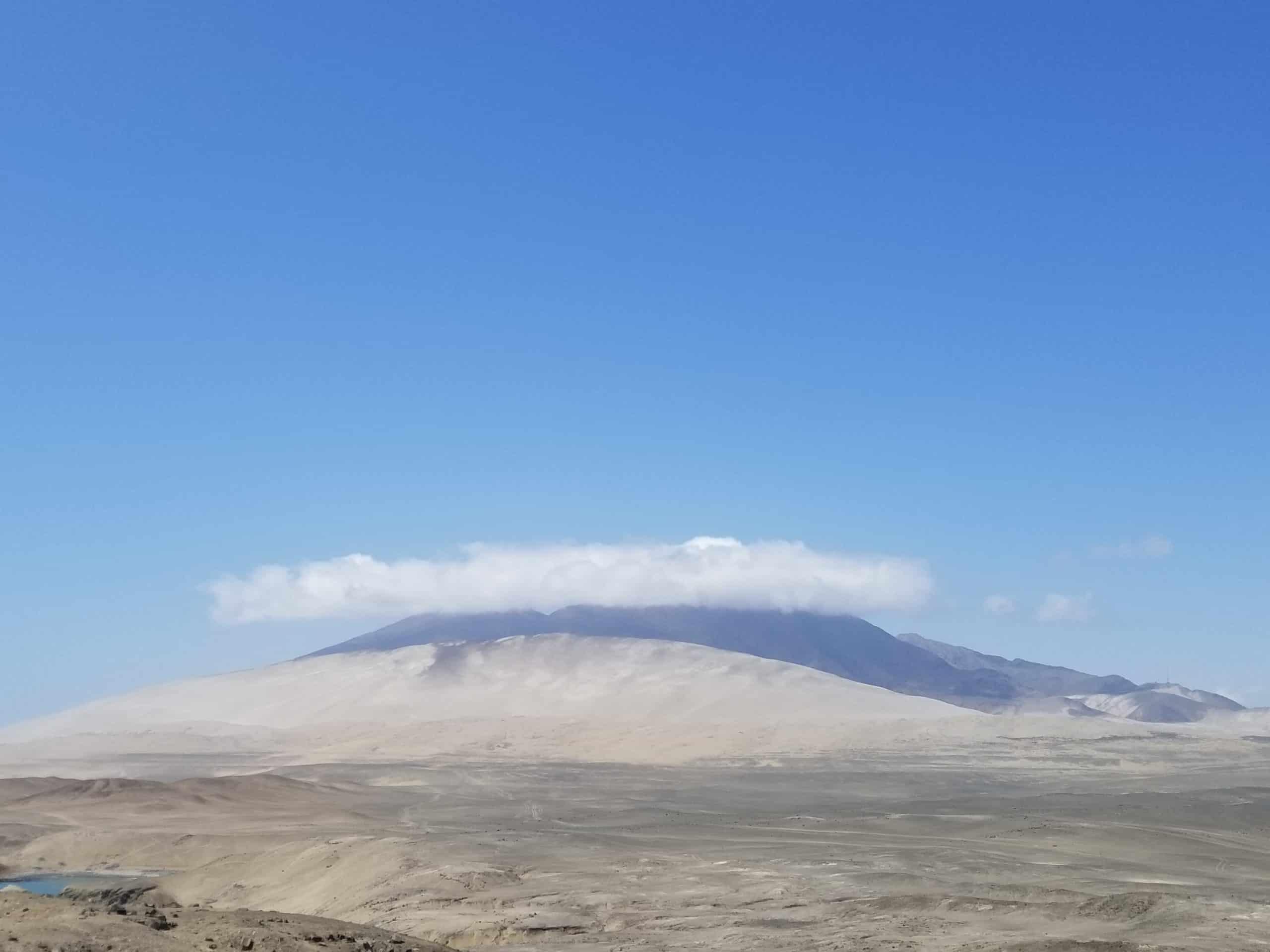 Cerro Mongón, ou comment j'ai découvert des ruines au Pérou