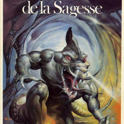Loup solitaire – un livre dont vous êtes le héros