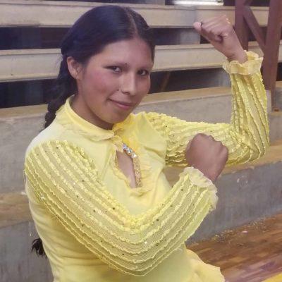 Les cholitas luchadoras de La Paz