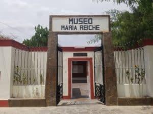 Entrée du Musée Maria Reiche