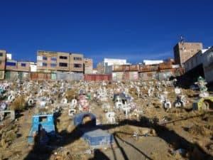 Rinconada Puno cimetière