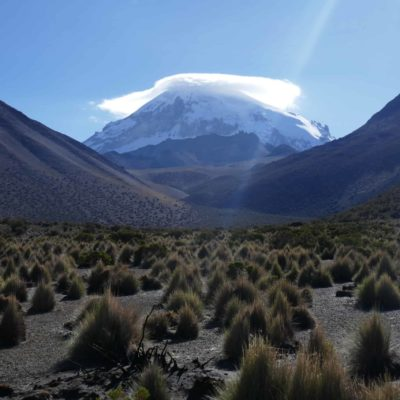 Sajama, the mountain with a thousand curiosities and which looks out over Bolivia