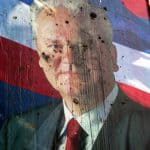 Affiche Slobodan Milosevic