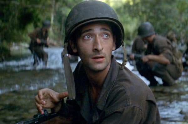 Movie The Thin Red Line directed by Terrence Malick