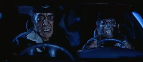 Film Arizona Werewolf, presque pas dirigé par le non-réalisateur Tony Zarindast