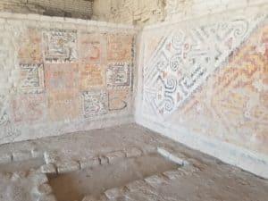 salle d'audience cultuelle El Brujo