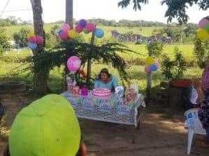Anniversaire au Guaviare