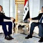 Jorg Haider rencontre Saddam hussein