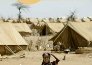 Médecins sans frontières fille dans camps