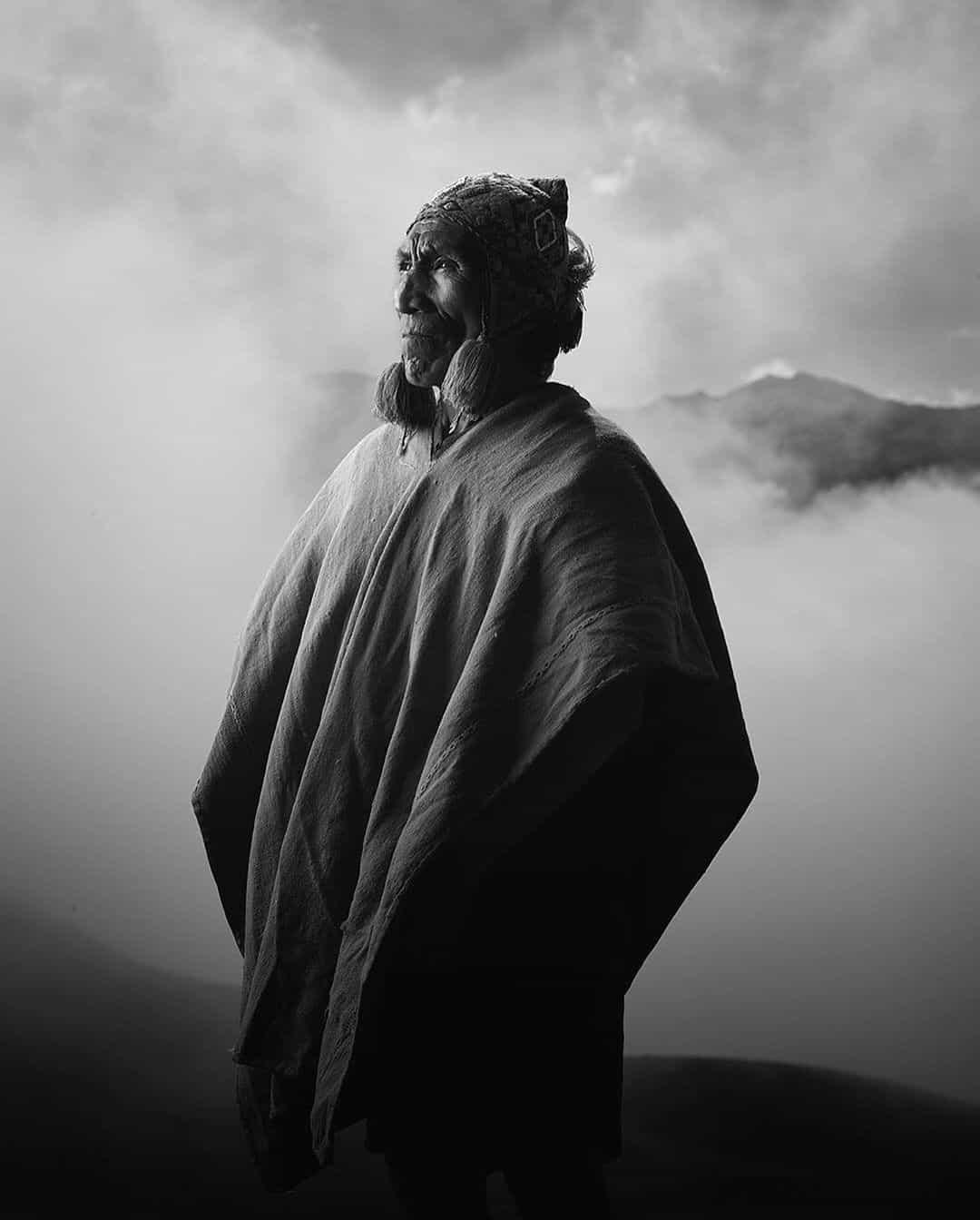 Les Qeros, un peuple descendant des Incas mais plus pour longtemps