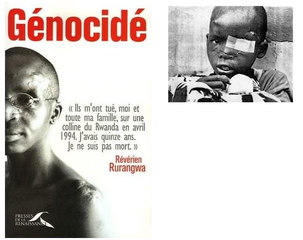 Livre génocidé