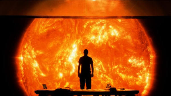 Movie Sunshine directed by Danny Boyle