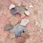 restes de poterie tucume