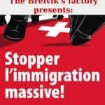 Initiative extrême droite: l'usine à Breivik