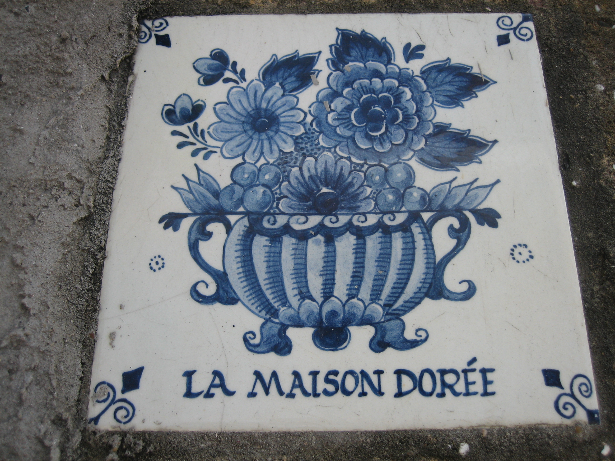 photo prise dans les ruelles de Cartagena