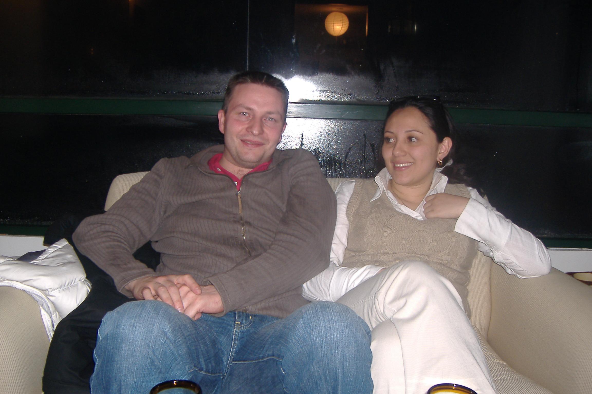 Christophe et Karen