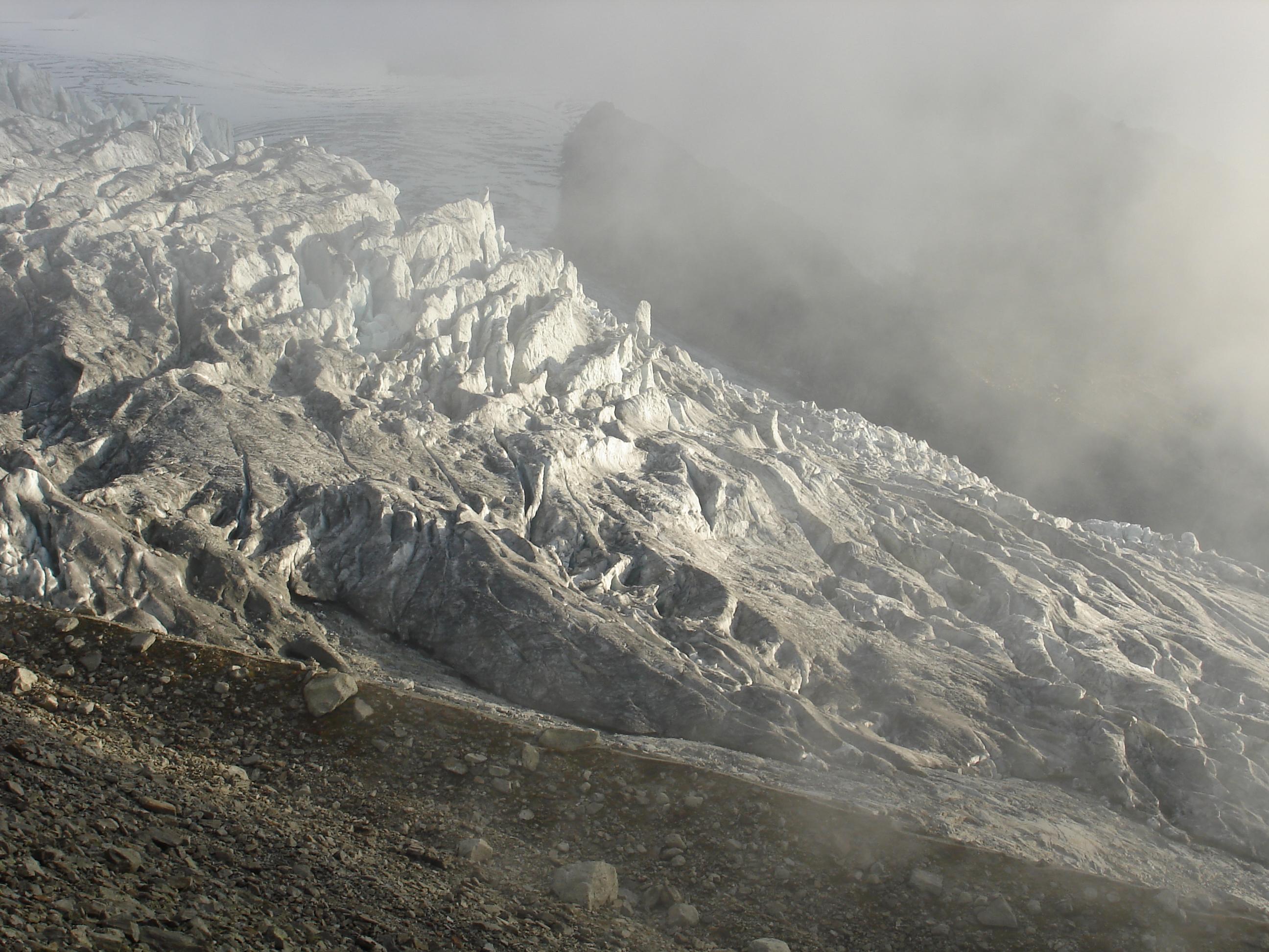 Glacier du Tour, Haute-savoie