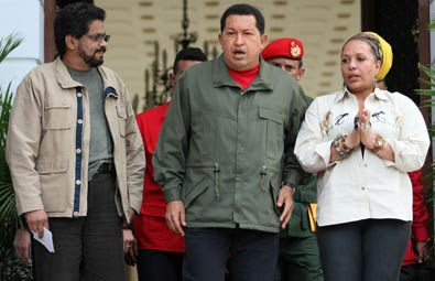 Mà¡quez, Chavez, Cordoba (senatrice colombienne)